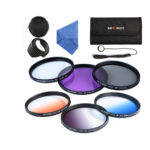 K&F Concept 67mm 6pcs Lens Accessory Filter Kit