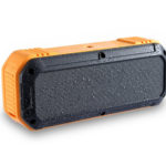 Outdoors Sport Shower Waterproof IPX-5 Portable Speaker Rugged Splashproof Water Resistant