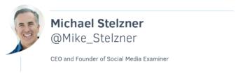 social media trends - stelzner