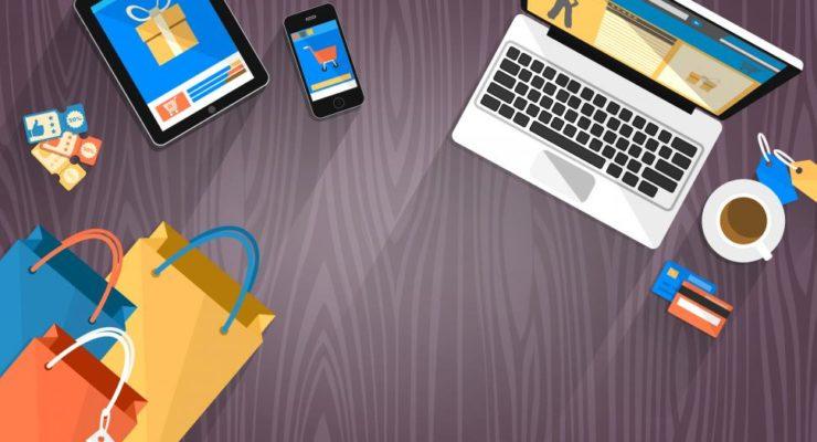 Hosted or self-hosted e-commerce platform