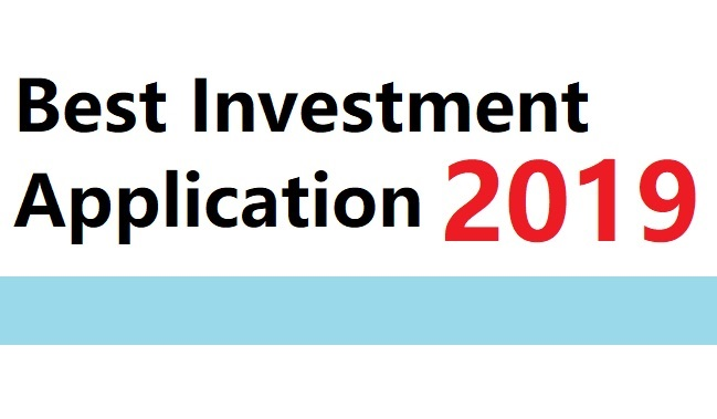 Investment Application