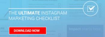 Instagram marketing strategy checklist